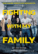 Kritik: Fighting with my Family