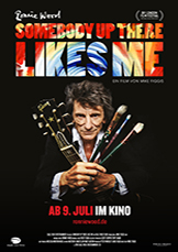 Ronnie Wood: Somebody Up There Like Me