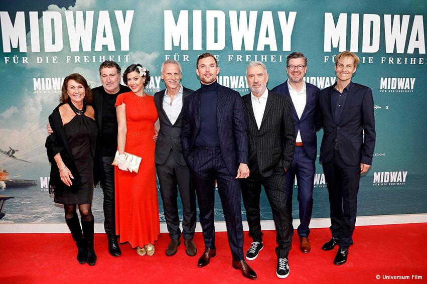 MIDWAY: FÜR DIE FREIHEIT - Special Screening der Superlative