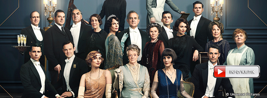 Downton Abbey: 19.09.2019