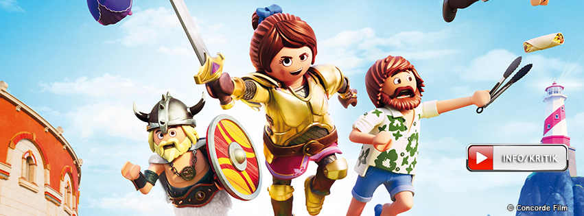 Playmobil: Der Film: 29.08.2019