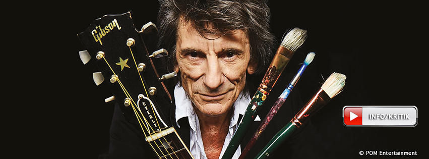 Ronnie Wood - Somebody Up There Like Me: 09.07.2020