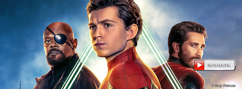 Spider-Man: Far From Home: Jetzt im Kino