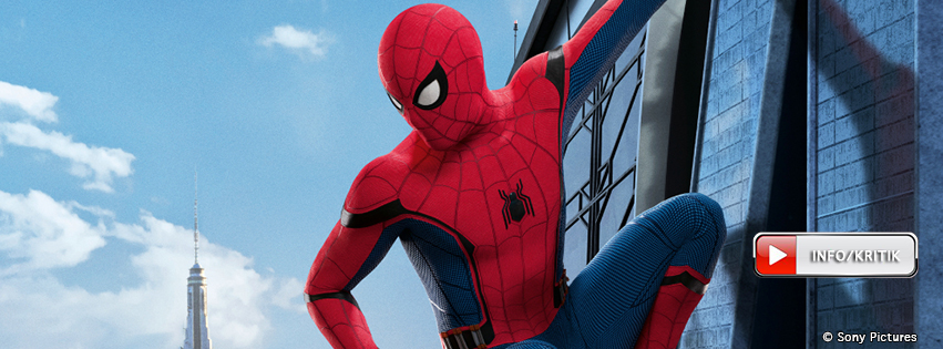 Spider-Man - Homecomming: 13.07.2017