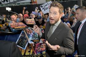 Avengers: Gigantisches Superhelden-Spektakel in L.A.