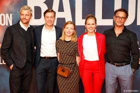 Ballon - Euphorische Premiere in München