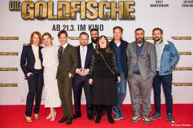 Die Goldfische - Großes Staraufgebot in München