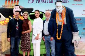 Hotel Transsilvanien 3: Monsterstarke Deutschlandpremiere