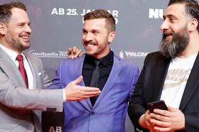Nur Gott kann mich richten - Premiere Frankfurt am Main