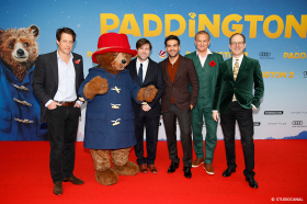 Paddington 2 - Bärenstarke Premiere in Berlin