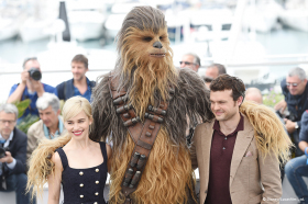 Solo: A Star Wars Story - Glanzvolle Premiere in Cannes