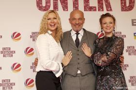 Unter deutschen Betten - Premiere mit Veronica Ferres