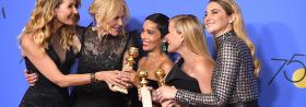 >> Golden Globes 2018: Engagiert wie nie zuvor!!