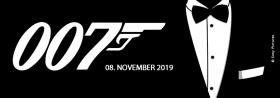 """>> """"James Bond"""": 007 kommt 2019 zurück ins Kino! Unklar, ob mit Daniel Craig"""