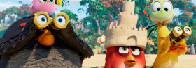 ANGRY BIRDS 2: Das saustarke Team im Film