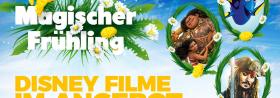 Magischer Frühling - Disney Filme zum Downloaden!