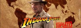 >> INDIANA JONES 5: Harrison Ford begeisterte Filmfans in den Scottish Borders!