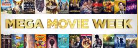 MEGA MOVIE WEEK: Hochklassige Filme zu unschlagbaren Preisen!